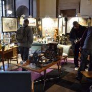 Salon Européen de l'Antiquité, de la Brocante et du Design à Strasbourg 2019