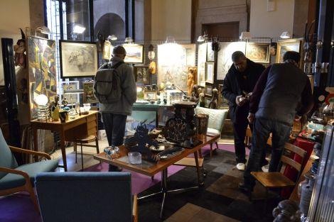 Salon Européen de l'Antiquité, de la Brocante et du Design à Strasbourg