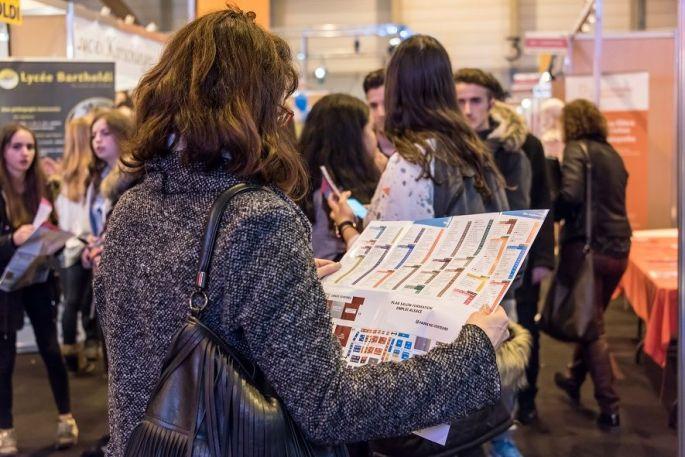 Futurs étudiants ou salariés en reconversion, le Salon Formation Emploi de Colmar vous attend