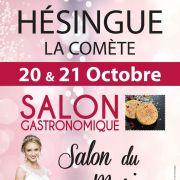 Salon gastronomique et Salon du mariage à Hésingue 2018