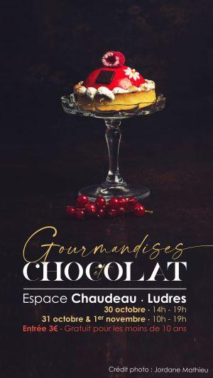 Salon Gourmandises et Chocolat de Ludres