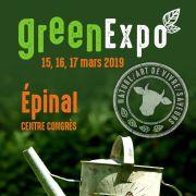 Salon Green Expo à Epinal 2019