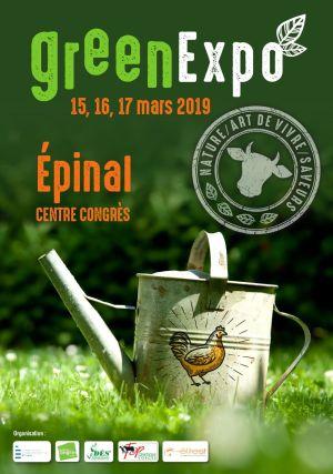 Salon Green Expo à Epinal