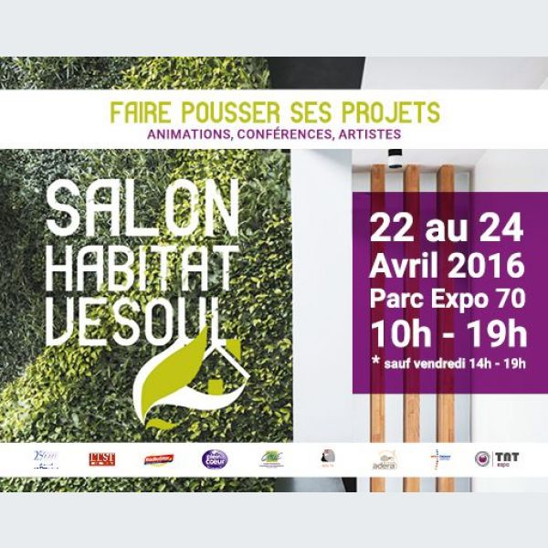Salon habitat de vesoul 2016 parc des expositions de for Salon habitat brive
