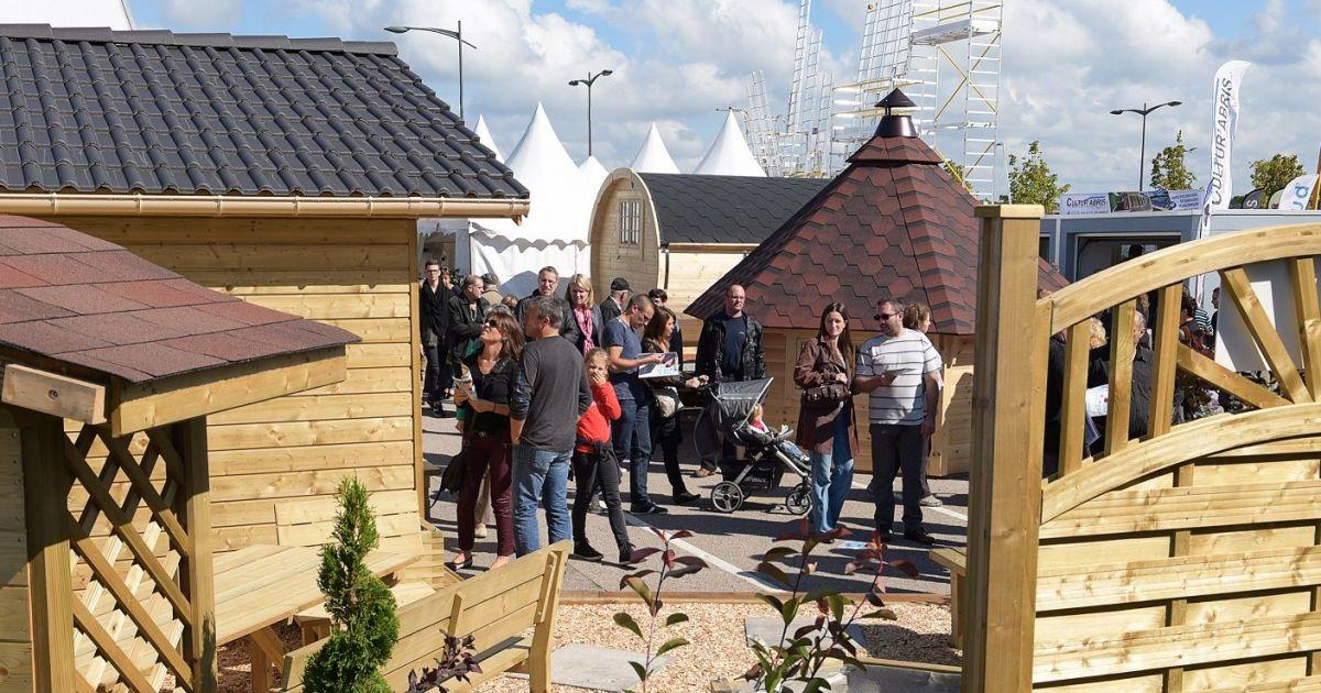 Salon habitat et bois epinal 2018 epinal centre des for Salon habitat selestat