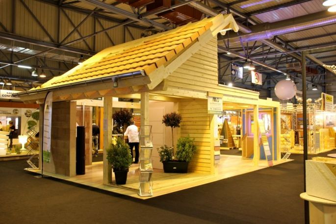 Le Salon de l\'Habitat à Strasbourg met à l\'honneur la construction bois