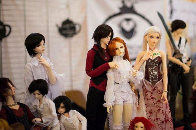 Les poupées sont à l\'honneur lors du Salon Little Dolls à Strasbourg