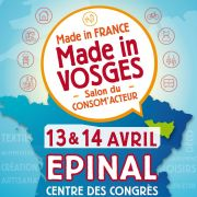 Salon Made in Vosges à Epinal 2019
