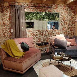 Une ambiance cosy dans la Maison de Caroline, l\'une des attractions centrale du salon