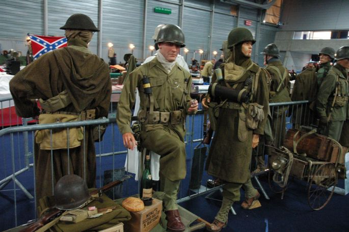 Le Salon Militaria : événement immanquable des collectionneurs