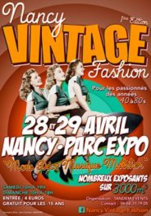 Salon Nancy Vintage Fashion