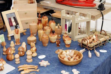Des créations originales en bois