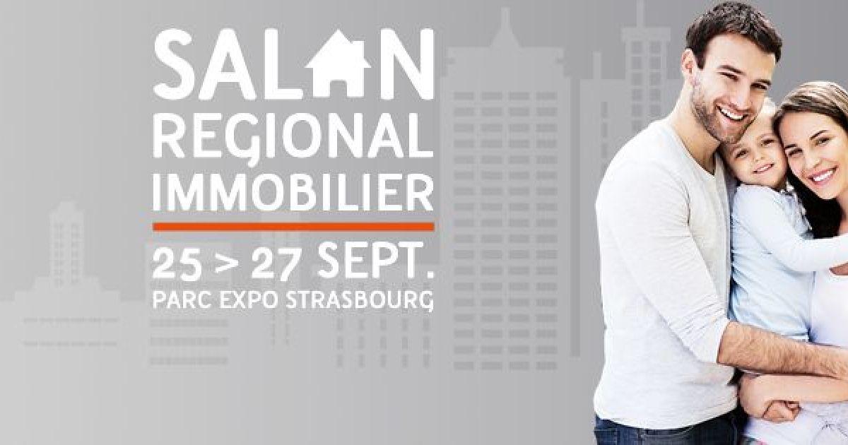 Salon r gional de l 39 immobilier 2015 strasbourg parc expo for Maison de l emploi strasbourg