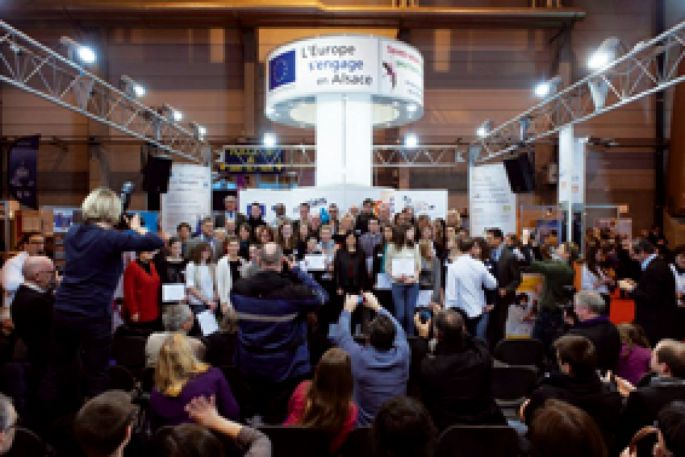 Salon Régional Formation Emploi à Colmar 2014