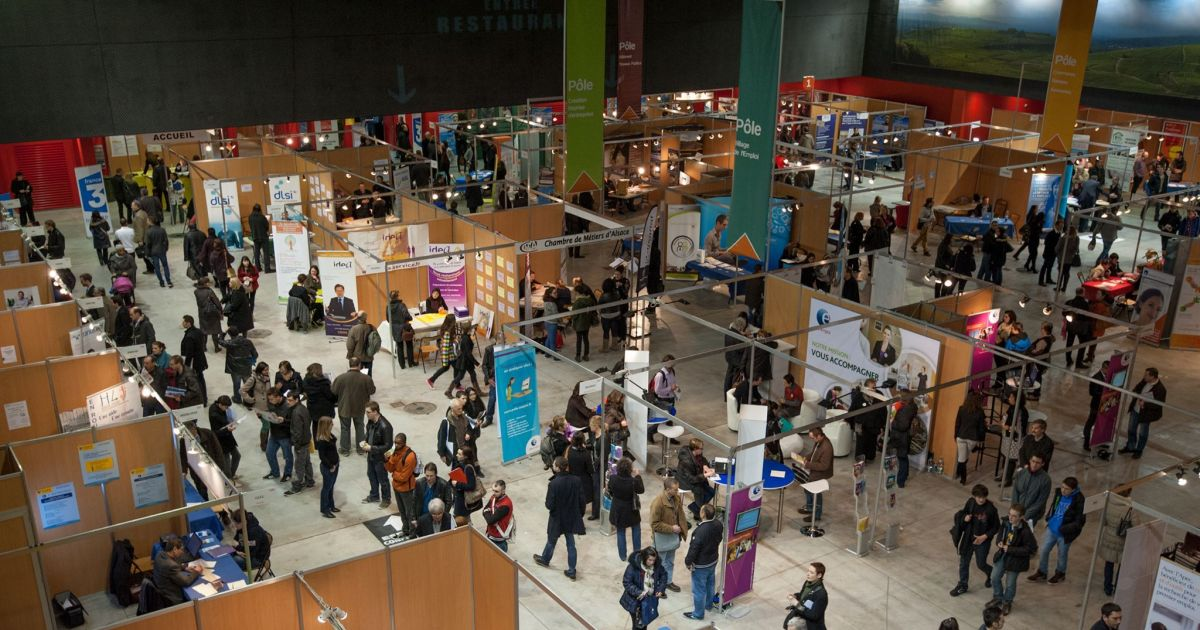 Salon r gional formation emploi colmar 2015 parc expo for Salon du reptile 2017