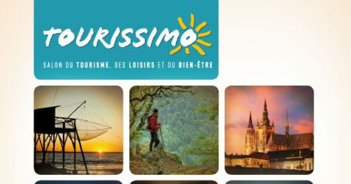 Salon tourissimo 2015 salon du tourisme et des loisirs for Salon du tourisme alger