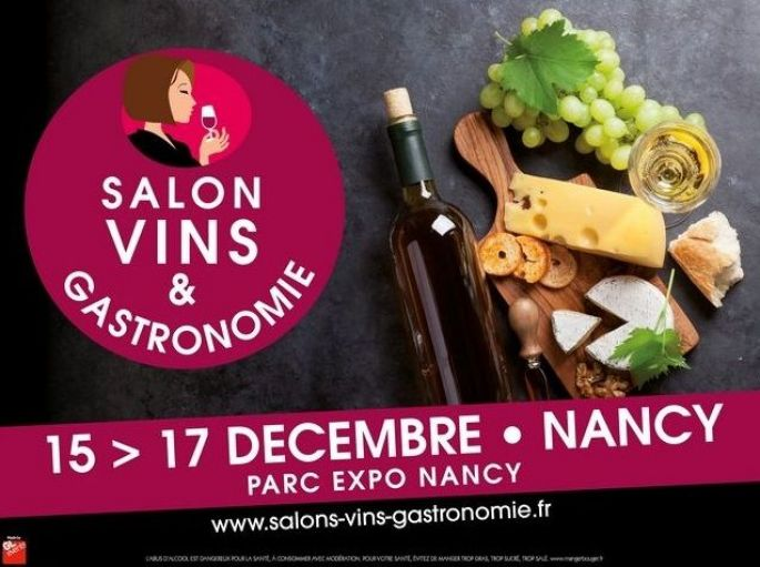 Salon Vins et Gastronomie à Nancy 2017