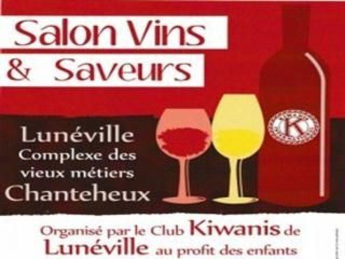 Salon Vins et Saveurs de Lunéville 2018
