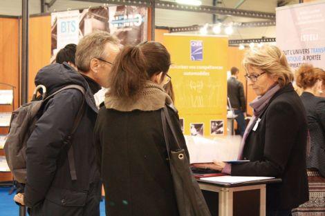 Salons Studyrama des Grandes Ecoles et des Etudes courtes de Mulhouse
