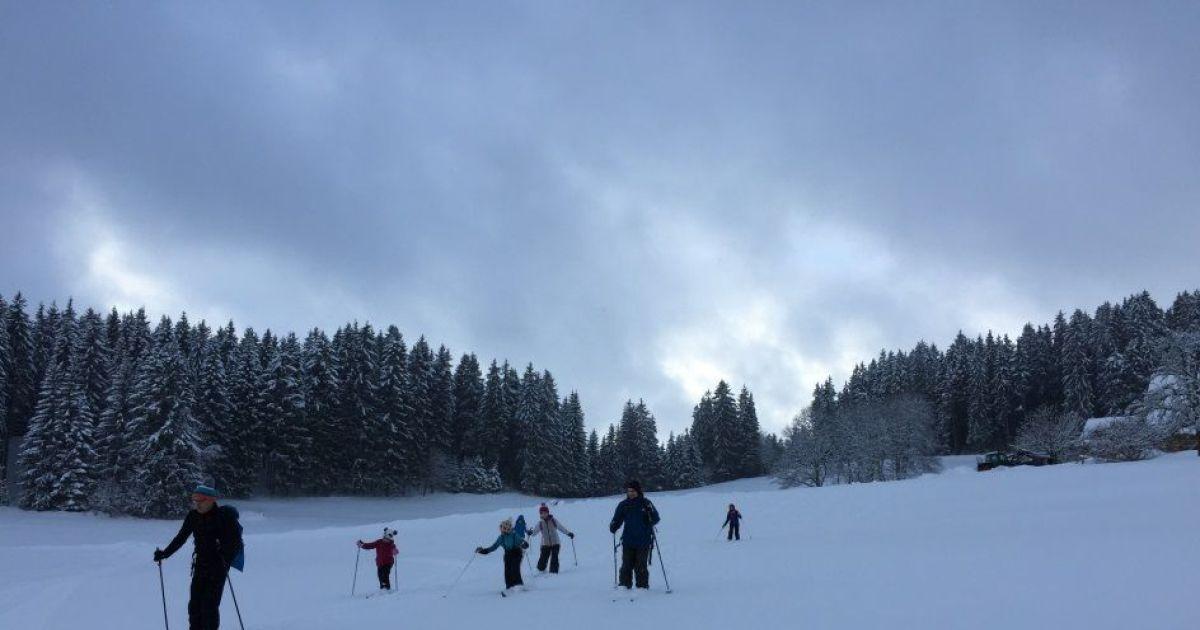 Samedi ski de fond en for t noire sausheim agenda du - Piscine foret noire allemagne saint denis ...