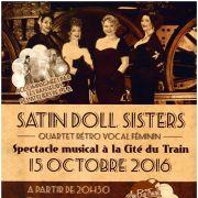 Satin Doll Sisters