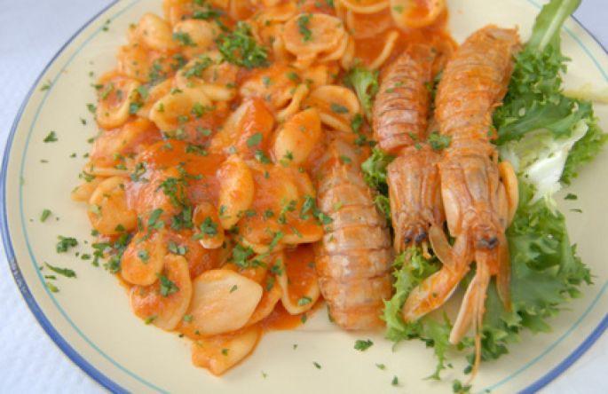 Sauce armoricaine: pour vos poissons et crustacés