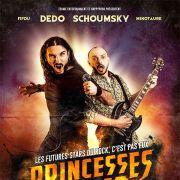 Schoumsky & Dédo : Princesses Leya