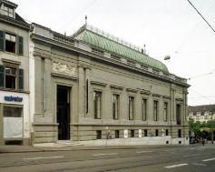 La façade du Musée suisse d\'architecture