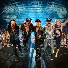 Scorpions : Crazy World Tour - COMPLET