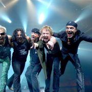 Foire aux Vins de Colmar le vendredi 5 août 2011 : Scorpions + Syr Daria