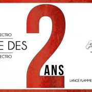 Scvndvl The Hype Red Party - Les 2 ans
