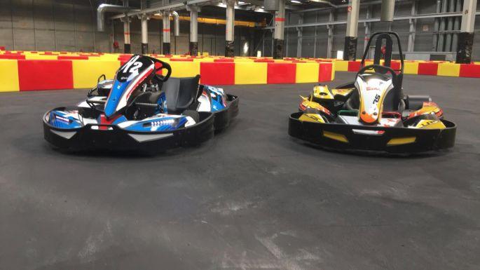 Des karts de 200 cm³ au Sélest\'Kart\'In