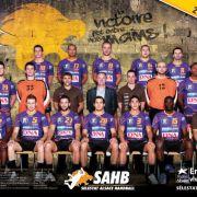 Sélestat Alsace Handball - St-Marcel Vernon