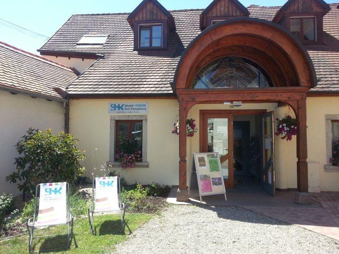 Bureau d\'accueil du Vignoble à Châtenois - Sélestat Haut-Koenigsbourg Tourisme