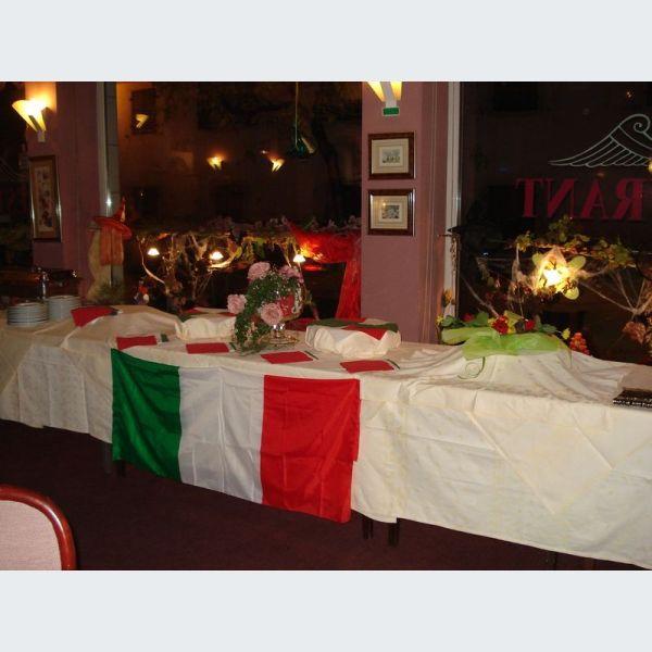 semaine de la gastronomie italienne guebwiller actu gastronomie h tel de l 39 ange. Black Bedroom Furniture Sets. Home Design Ideas
