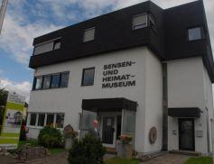 Le Sensen Handwerk Stadtmuseum, témoignage de ce qu\'était le travail au XIXe siècle