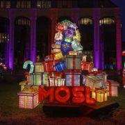 Noël 2020 à Metz : Le Sentier des Lanternes
