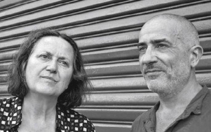 Serge Teyssot-Gay et Joëlle Léandre