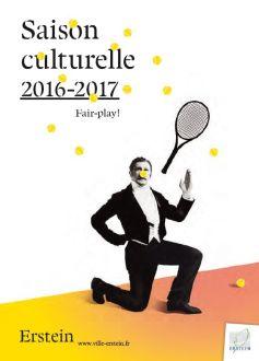 Le Fair-Play est à l\'honneur de la saison 2016-2017 à Erstein