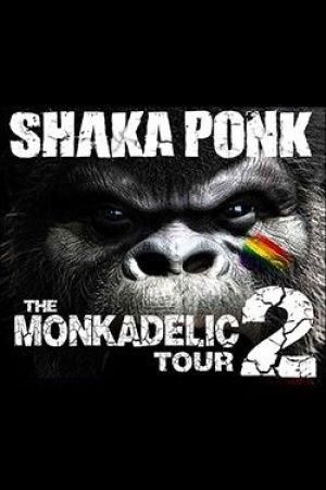 Shaka Ponk : The MonkAdelic Tour 2018