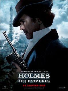 Sherlock Holmes 2 : Jeu d\'ombres