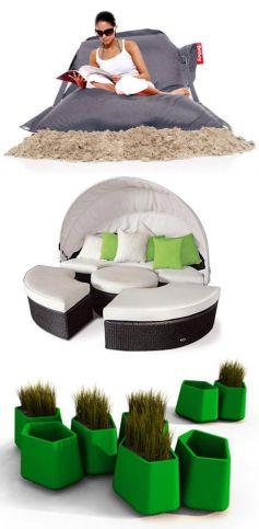 Guide du mobilier pour vos terrasses et jardin