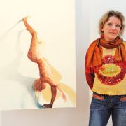 Simone Adou, artiste