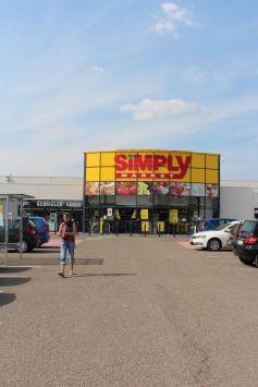 Simply Market de Rosheim