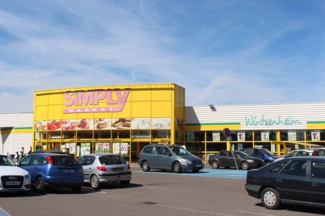 Simply Market de Wintzenheim