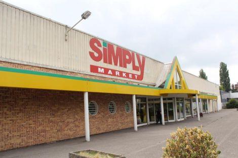 Simply Market - Mulhouse