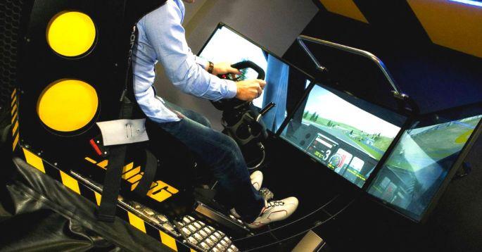 Tester le meilleur simulateur de pilotage du monde