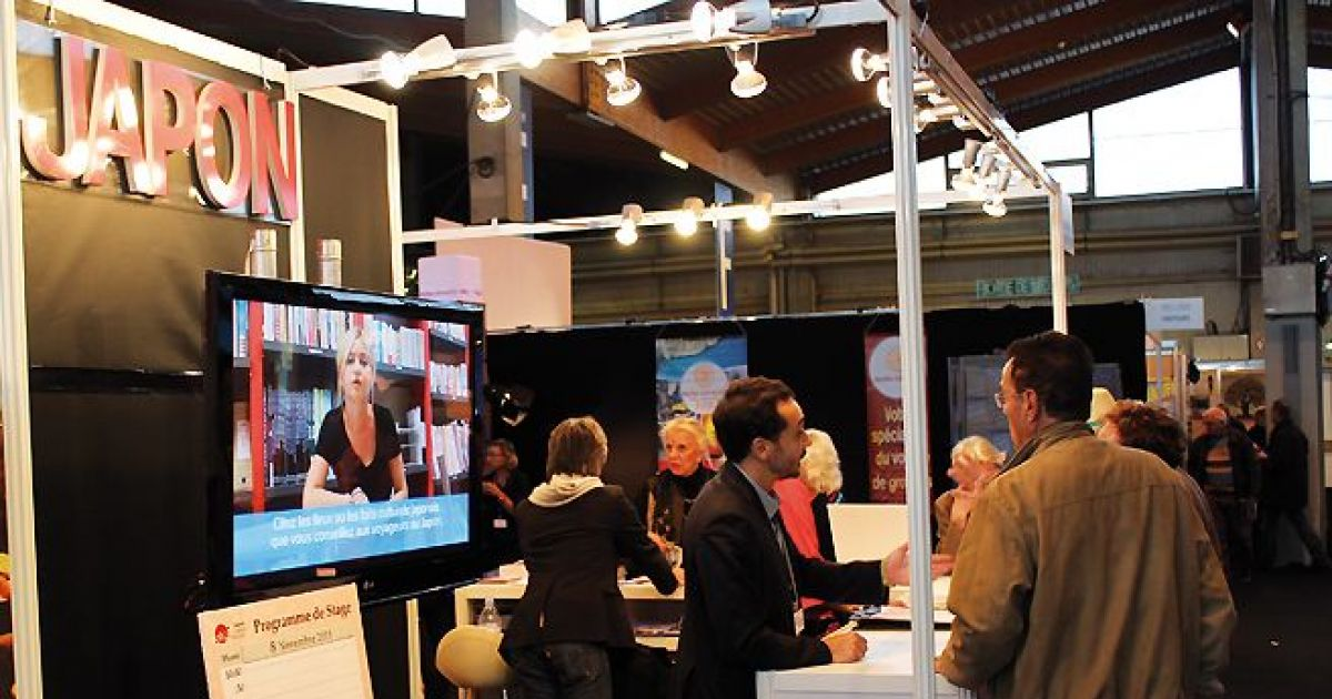 Sitv salon international du tourisme et des voyages de - Salon international du tourisme rennes ...