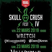 Skull Crush Fest IV