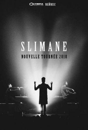 Slimane : On arrive Tour